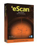 eScan Anti-Virus 1PC1Y
